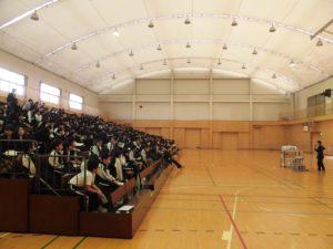 3月21日(水・祝) 体験楽習(新年長児対象)&学校説明会