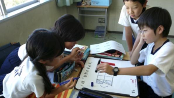 「Team」の授業~4年生を送る会~