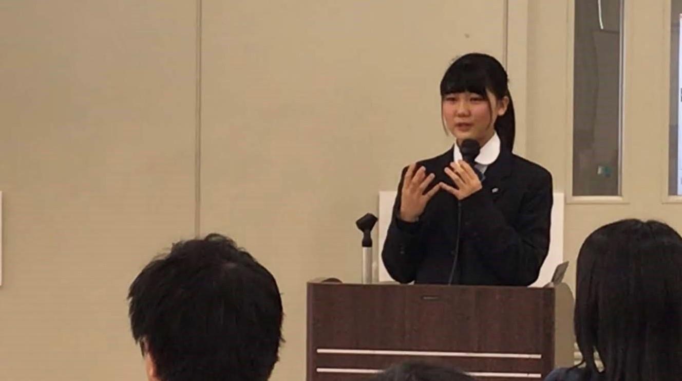 12月8日学校説明会を開催しました。