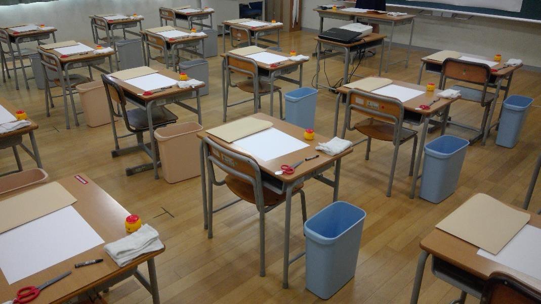 2021年度(令和3年度)入学試験 出願を開始いたしました