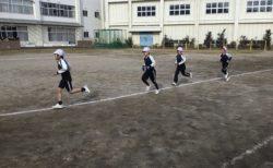 プライマリー マラソン記録会